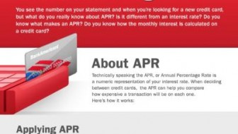 What Is APR? A Beginner's Guide To Understanding Annual Percentage Rates [Infographic]